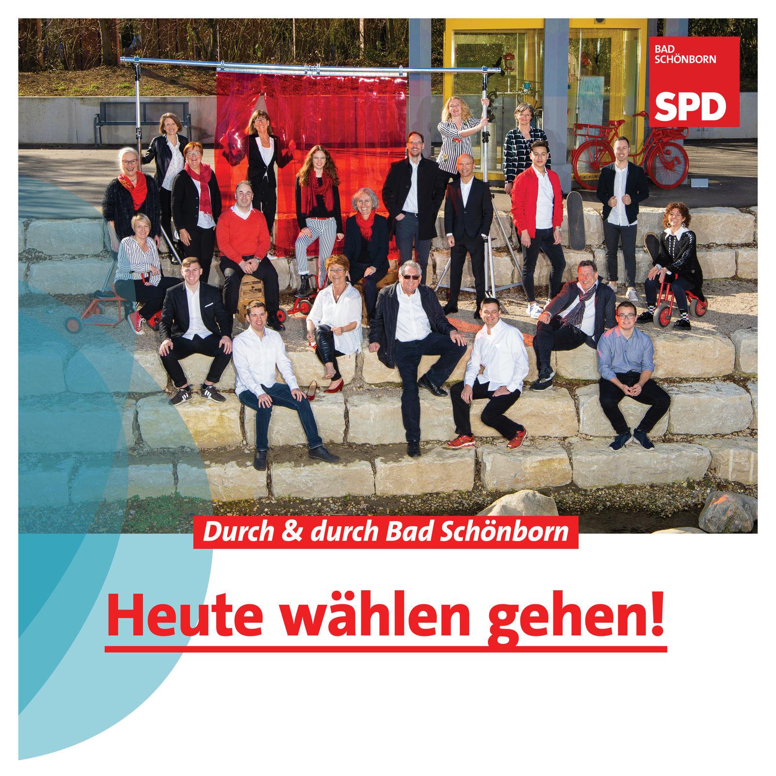 Spd Bad Schönborn